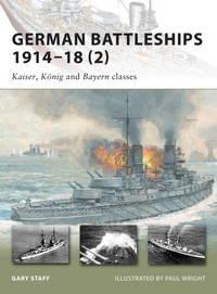 German Battleships 1914-18 (2)