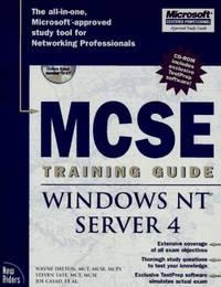 MCSE Training Guide : Windows NT Server 4
