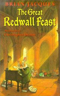 image of Great Redwall Feast (Turtleback School & Library Binding Edition) (Redwall Companion Books)