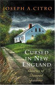 Cursed in New England: Stories of Damned Yankees