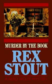 murder by the book stout rex