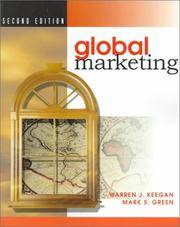 image of Global Marketing (2nd Edition)
