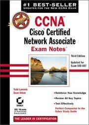CCNA: Cisco Certified Network Associate Exam Notes