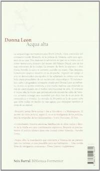 image of Acqua alta (Spanish Edition)
