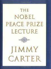 The Nobel Peace Prize Lecture (SIGNED)