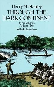 Through the Dark Continent: Volume 2