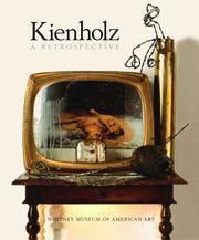 Kienholz by Edward Kienholz - Hardcover - 1996-02-02 - from Ergodebooks and Biblio.com