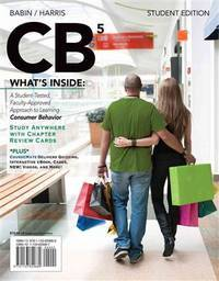 CB5 (With Marketing Coursemate With Ebook Printed Access Card):