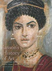 Janson's History of Art: Western Tradition, Volume 1