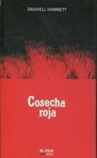 image of COSECHA ROJA (SERIE NEGRA / EL PAIS)