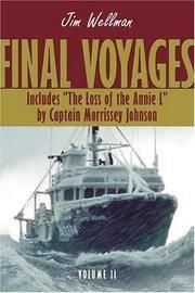 Final Voyages, Vol. II