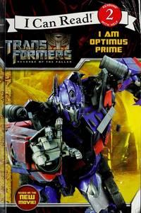 I Am Optimus Prime (Transformers: Revenge of the Fallen) by Frantz, Jennifer - 2009-05-01