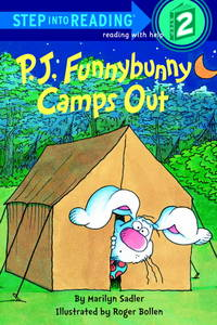 P. J. Funnybunny Camps Out (Step into Reading) by  Marilyn Sadler - Paperback - 1994-02-22 - from BIBLIOTEKA2010 and Biblio.co.uk