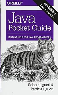 JAVA POCKET GUIDE: INSTANT HELP FOR JAVA PROGRAMMERS (PB)