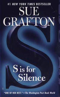 S is for Silence (Kinsey Millhone Mysteries) by Sue Grafton - Paperback - from BookHolders (SKU: 5094051)