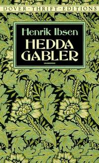 image of Hedda Gabler (Dover Thrift Editions)