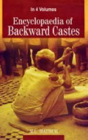 Encyclopaedia of Backward Castes, (4 Vols)