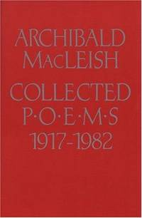 Collected Poems 1917 To 1982