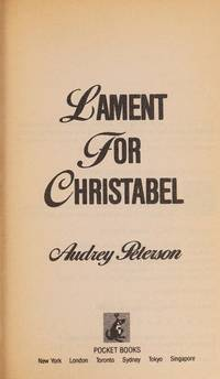 Lament for Christabel