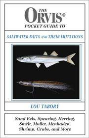 The Orvis Pocket Guide to Saltwater Baits and Their Imitations