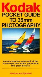 KODAK Pocket Guide To 35MM Photography