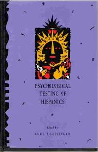Psychological Testing of Hispanics