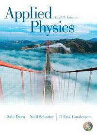 Dale ewen applied physics abebooks.