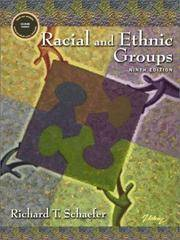 Racial and Ethnic Groups, 9th Edition