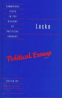 image of Locke: Political Essays (Cambridge Texts in the History of Political Thought)