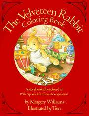 image of The Velveteen Rabbit Coloring Book