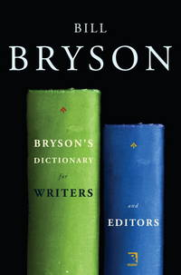 Bryson\'s Dictionary For Writers and Editors