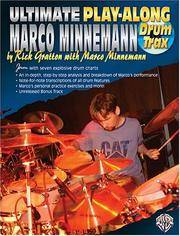 Ultimate Play-Along Drum Trax Marco Minnemann: Jam with Seven Explosive Drum Charts, Book & 2...