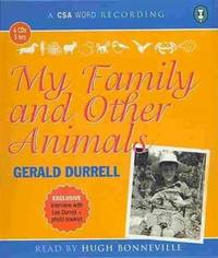 image of My Family and Other Animals (Csa Word Recording) (Audio CD)