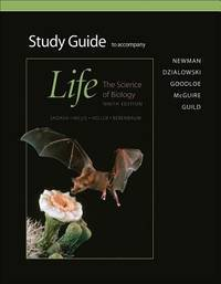 Study Guide to Accompany: Life, the Science of Biology, 9th Edition by David E. Sadava - Paperback - from BooksAndMisc and Biblio.com