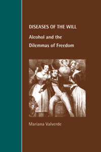 Diseases of the Will (Cambridge Studies in Law and Society)