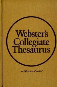 Webster's Collegiate Thesaurus