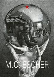 image of M. C. Escher (Icons S.) (English, French and German Edition)