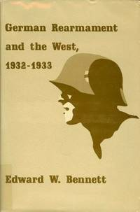 German Rearmament and the West, 1932-1933