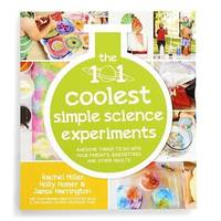 The 101 coolest simple science experiments (Kohl's Cares)