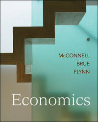 image of Economics (McGraw-Hill Economics) 18th Edition with 2009 update lain in.