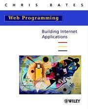 Chris Bates Web Programming Pdf