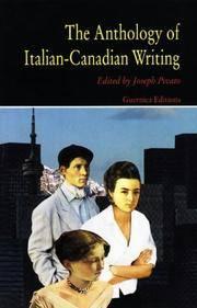 The Anthology of Italian-Canadian Writing (Prose Series 52)