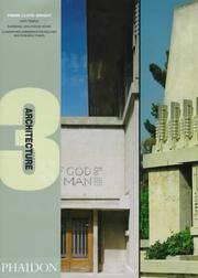 Frank Lloyd Wright (Architecture 3s)