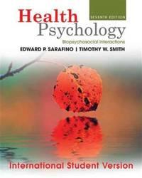 image of Health Psychology: Biopsychosocial Interactions