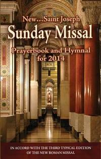 St. Joseph Sunday Missal: For 2014