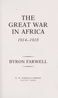 The Great War in Africa (1914-1918)