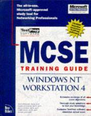 MCSE Training Guide: Windows NT Workstation 4.0 (Training Guides)