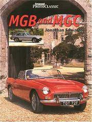 MGB and MGC - Crowood PhotoClassics