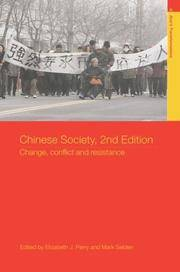Chinese Society  Change, Conflict and Resistance