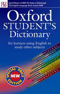 Oxford Students Dictionary of English Second Edition